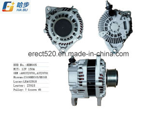 Alternator for 1Nissan (MITSUBISHI Version) 23100-Eb315, A003tj0781, Lester: 23918 pictures & photos
