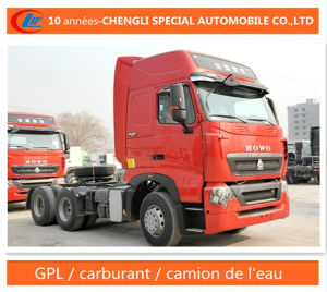 Camion Tracteur Sinotruk HOWO 390HP 6X4 pictures & photos