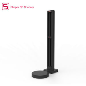 High Precision 3D Body Scanner with High Performance