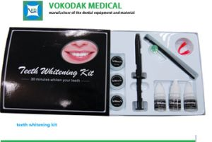 Top Sale Hight Quality Teeth Whitening Kit Dental Unit with CE pictures & photos