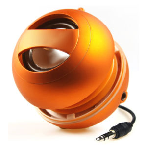 for iPhone Compatible Audio Loud Mini Portable Speaker pictures & photos
