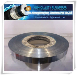 Aluminium Foil Tape for Coaxial Cable pictures & photos
