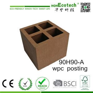 Gazebo Patio Pergola Column WPC Posting Composite Decking Posts pictures & photos
