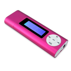 Metallic USB MP3 Player pictures & photos