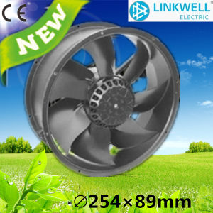 254mm Metal Blade Cooling Axial Flow Fan pictures & photos