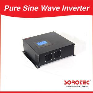 Efficiency 95% Pure Sine Wave 48V Solar Power Inverter with Charger pictures & photos