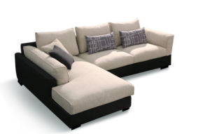 Modern Home Furniture Fabric Sofa Set pictures & photos