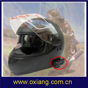 Wireless Helmet Bluetooth Headset Bt808 with GPS for Motorcycle pictures & photos