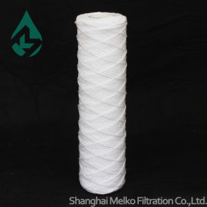 Water Filter Company Supplying Cotton String Wound Filter Cartridge / Industrial Filters on Sale pictures & photos