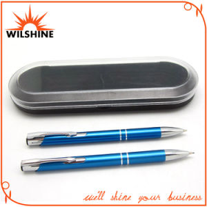 Popular Metal Pen Set for Promotional Products (BP0113BL) pictures & photos