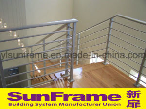 Multiple Linear Aluminium Balustrade for Interior Area pictures & photos