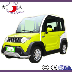 Electric Passenger Vehicle Manufacturer with 4 Seats pictures & photos