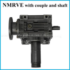 Nmrv Worm Gearbox with Output Shaft pictures & photos