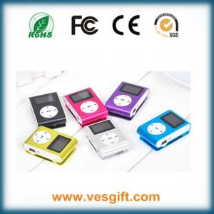 2 GB TF Card MP3 Player Logo printing pictures & photos