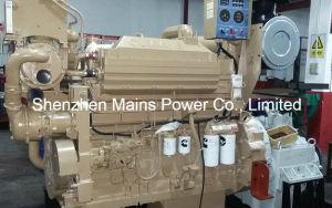 600HP 1800rpm Cummins Marine Diesel Engine with Advance Gearbox pictures & photos