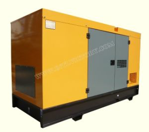 100kw/125kVA Silent Type Cummins Diesel Engine Generator Set pictures & photos