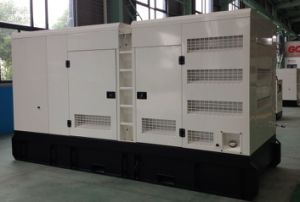 Famous Engine Power 80kw/100kVA Silent Type Diesel Generator (GDC100) pictures & photos