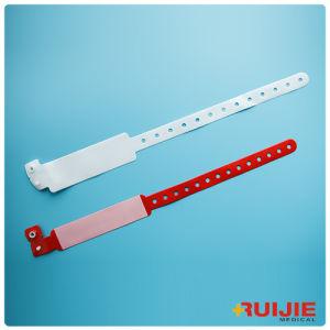 Hospital Patient ID Identification Bracelet pictures & photos