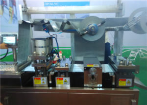 Pharmaceutical Machinery Automatic Alu Alu Blister Packing Machine pictures & photos