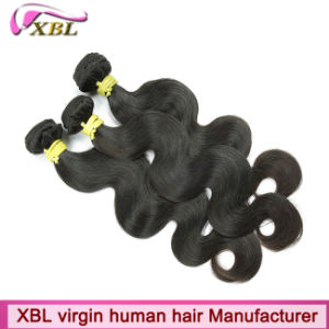Brazilian Body Wave Hair Weft Virgin Wholesale Hair pictures & photos