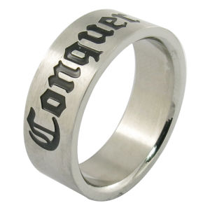 Jewelry Findings Factory Direct Sale High-Tech Stamp Ring pictures & photos