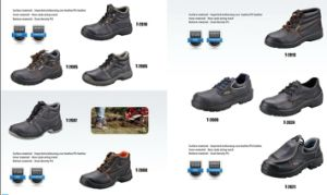 High Quality Safety Shoes with Steel Toe pictures & photos