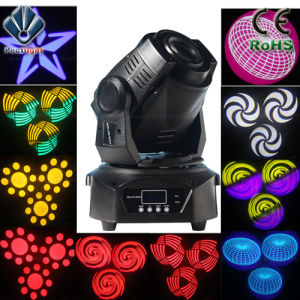 4X25W LED Super Beam Moving Head Disco Effect Light pictures & photos