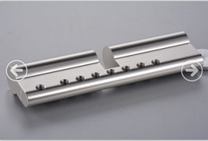 Customized Aluminium Extrusion with CNC Machining & Golden Anodizing pictures & photos