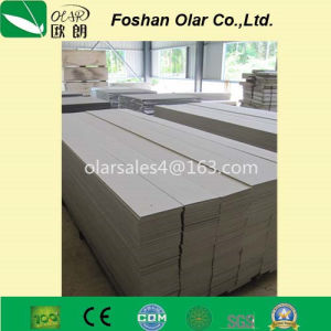 Fiber Cement Board-Green Environmental Decoration Wood Grain Siding Panel pictures & photos