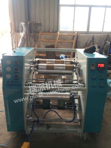 Stretch Film Slitting and Rewinding Machine pictures & photos