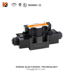 DSG 03 Np Series Yuken Type Solenoid Directional Valves with Manual Override pictures & photos