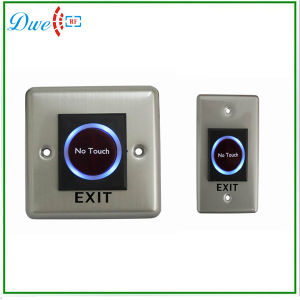 12V No Touch Infrared Push Button Switch for Access Control System pictures & photos