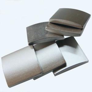 Arc Segment Neodymium NdFeB Magnet for Motor