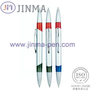 The Promotion  Plastic  2 in 1 Ball Pen Jm-M024