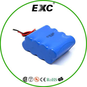 Factory Produce 18650 Lithium Rechargeable Battery Pack pictures & photos