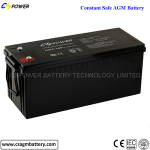 Lead Acid Battery 12V 160ah pictures & photos