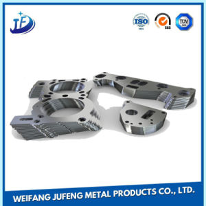 Customized Precision Stamping Metal Clip with Passivating pictures & photos