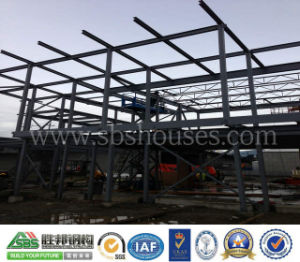 Prefabricated Building for Steel Structure Office pictures & photos