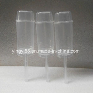 Factory Direct Sale Push Pop Containers with New Top Lids pictures & photos