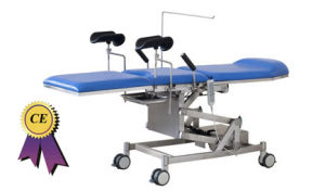 Electric Gynaecology Examination & Operating Table (ROT-204-1D) -Fanny pictures & photos