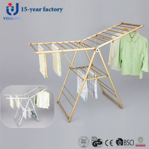 Aluminum Foldable Multi-Fuction Garment Drying Rack pictures & photos