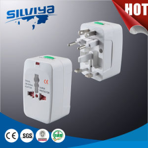 White Color Travel Adapter Plug/Universal Plug/International Plug pictures & photos