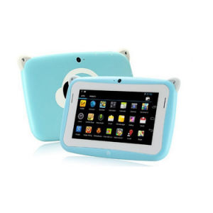 MID Shenzhen Factory 4.3 Inch Android Quad Core 480X272 Kids Tablet PC pictures & photos