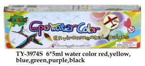 Funny 6*5ml Water Color Toy pictures & photos