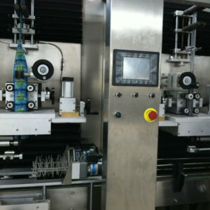Factory Price Labeling Machine for Bottle Body and Cap (WD-ST150) pictures & photos