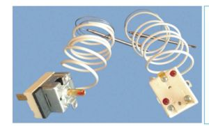 Electrical Capillary Thermostat for Water Heating Element pictures & photos