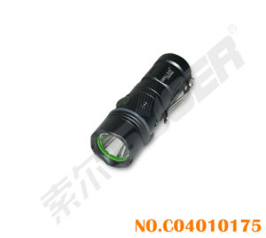 Suoer LED Bright Light Flashlight Whole Sets Torch with Factory Price (Torch-Whole Set-SMALL SUN-R828) pictures & photos