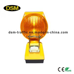 Solar Traffic Warning Light (DSM-11T) pictures & photos