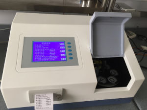 English Display Lubricating Oil Acidity Testing Instrument (ACD-3000I) pictures & photos