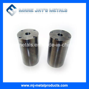 Titanium Alloy Machined Parts Made in Zhuzhou pictures & photos